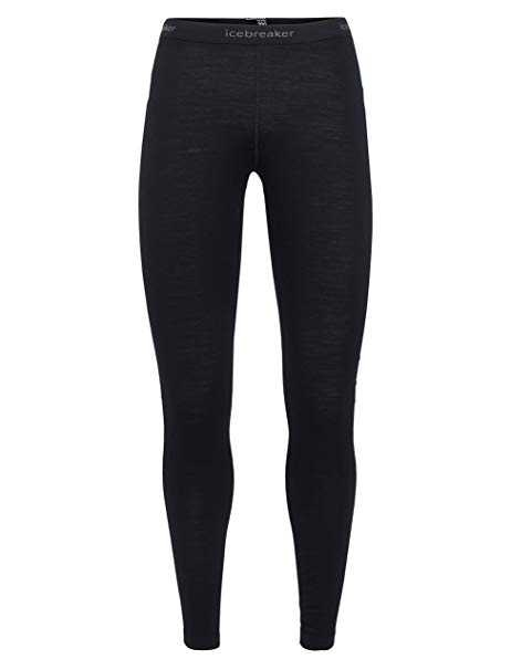 Black Thermal Leggings