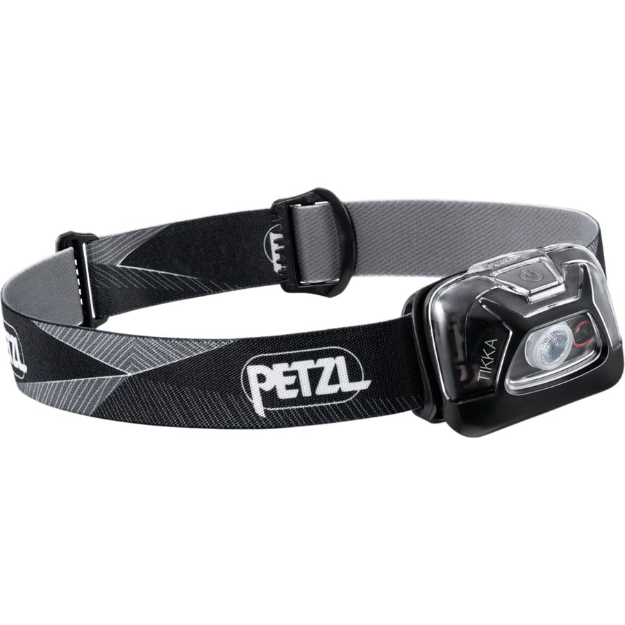 Black and Grey Headlamp
