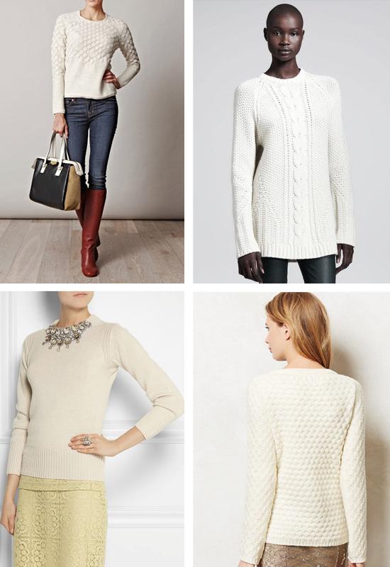 winterwhitesweater