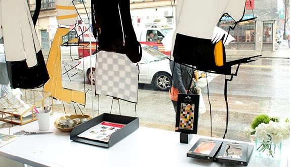 Garance Dore Open Studio Pop Up Shop @ 168 Bowerey in NYC