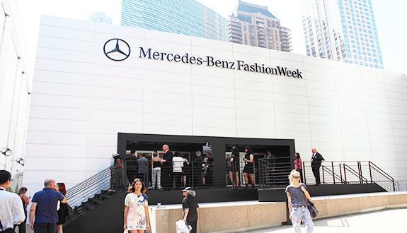 Mercedes-Benz Fashion Week Spring-Summer 2015 Part One