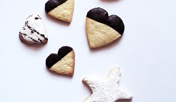 King Arthur Flour and Some Holiday Cookie Cutter Cookies For You
