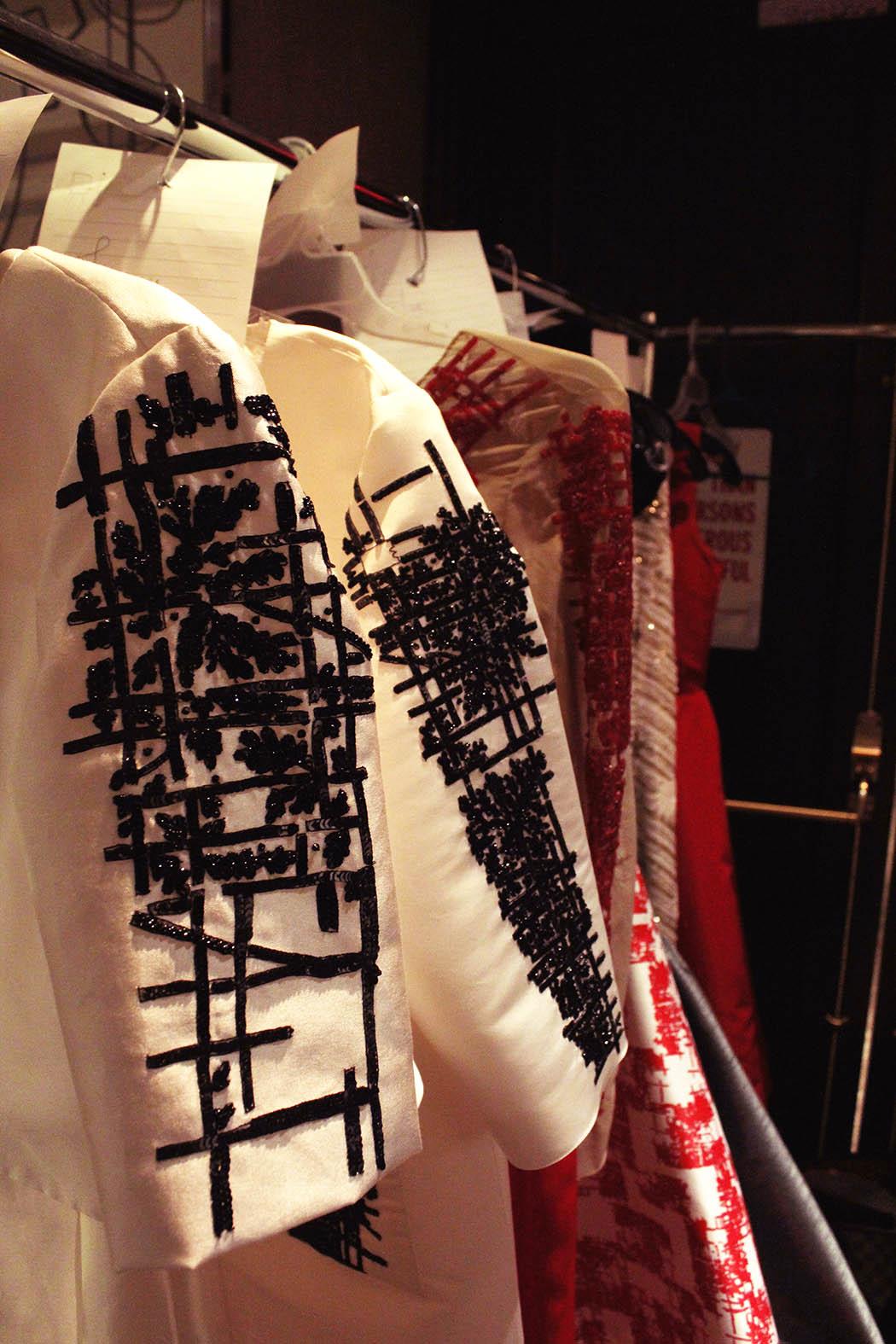 michael depaulo at the carlton hotel fall 2015 for new york fashion week