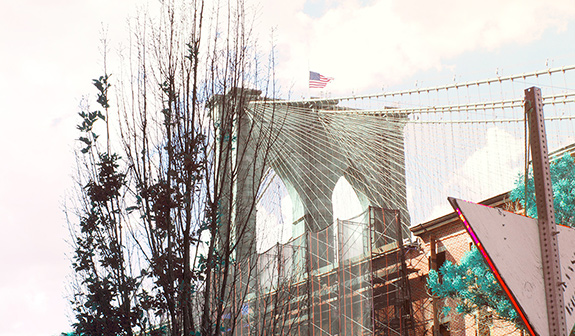 "An Afternoon Spent in DUMBO Brooklyn and an ""Adventure"" in Dinning."