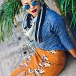 bighairloudmouth-nilu-yuleena-thapa-chicwish-suede-pencil-skirt-steve-madden-jilly-heels-gap-sweater-giant-vintage-sunglasses-1-1