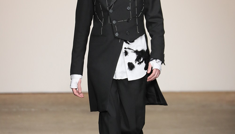 JUST IN CASE FOR THE NOLCHA SHOW NYFW FALL 2017