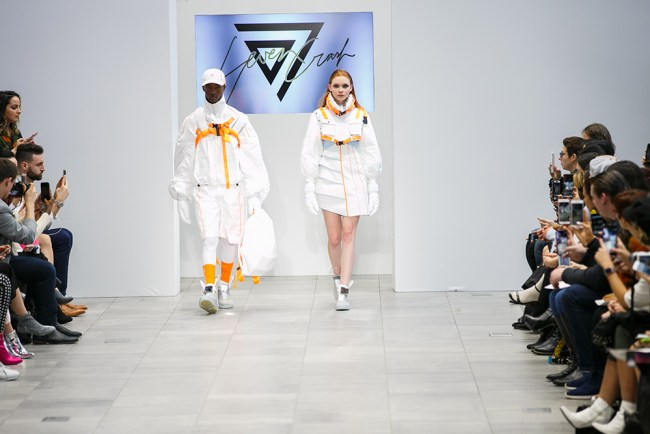 Seven Crash was the second collection to walk for the Nolcha Shows and the Collective Runway held at 4PM