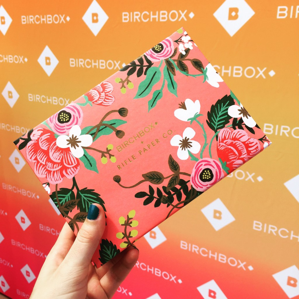 Win a Birchbox Customized by Allie's Fashion Alley