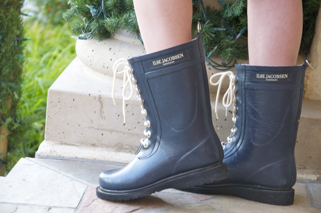 Replace Your Hunters with These Handmade Rain Boots