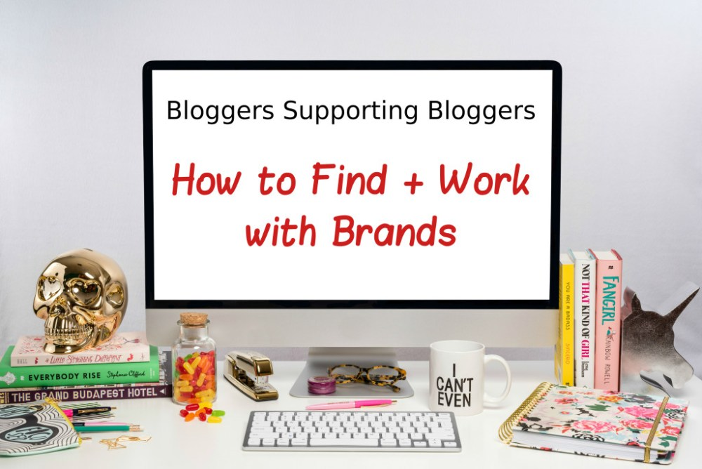 How to Find and Work with Brands