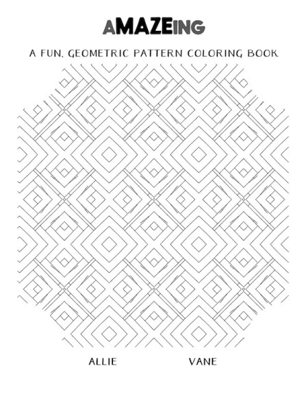 This intricate geometry coloring book puts an abundance of stunning, maze-like coloring patterns at your fingertips.