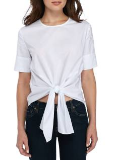 Basil & Lola Knot Front Top