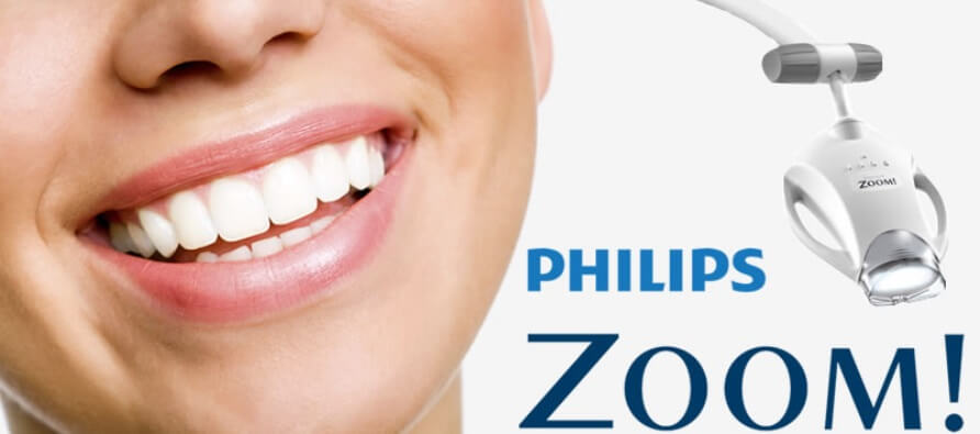 Zoom®️ Teeth Whitening Process
