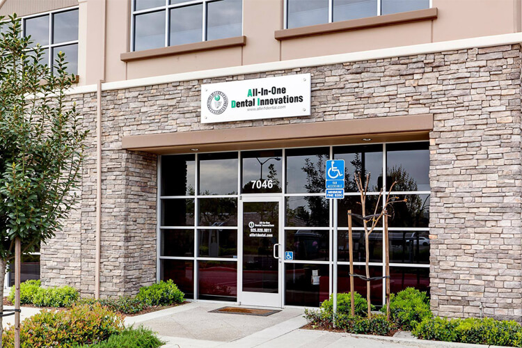 Exterior Of Our Dental Office