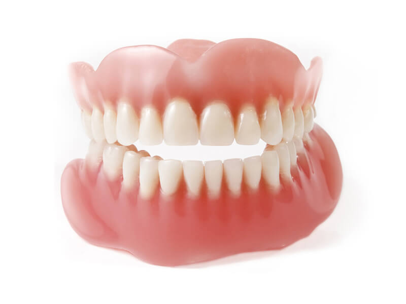 Dentures - Full Set