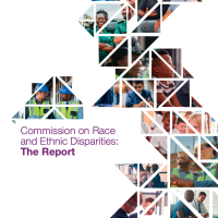 Commission for Racial and Ethnic Disparities Report - Education