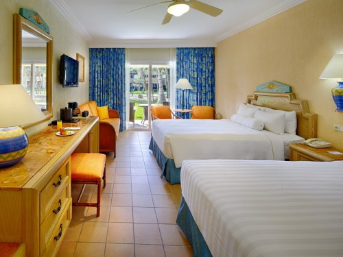 Superior guest room, courtesy Barceló Resorts