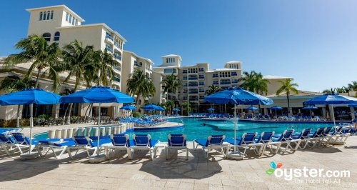 Occidental Costa Cancun pool