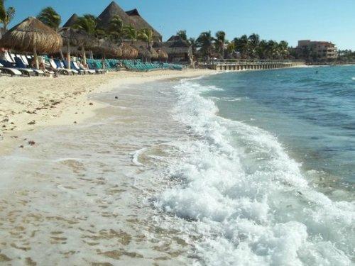 Catalonia Yucatan Beach area