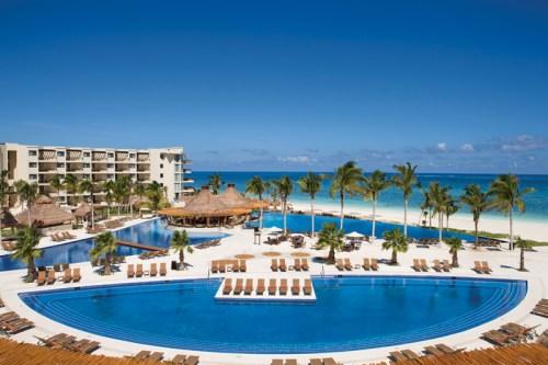 Dreams Riviera Cancun pools