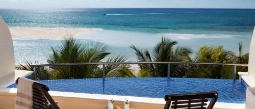 El Dorado Maroma Infinity Pool Suite