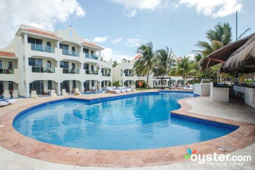 El Dorado Royale health bar pool