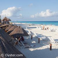 Fiesta Americana Condesa Cancun beach