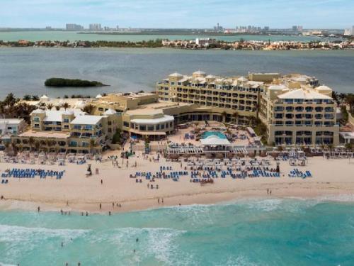 Gran Caribe Resort aerial view