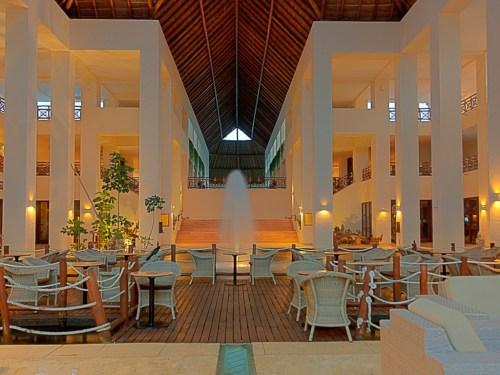 Lobby, courtesy Occidental Resorts
