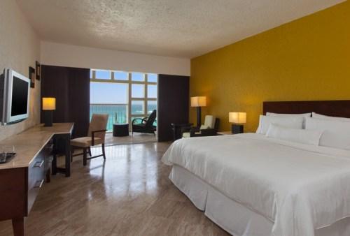 The Westin Resort and Spa Cancun Royal Beach Club room