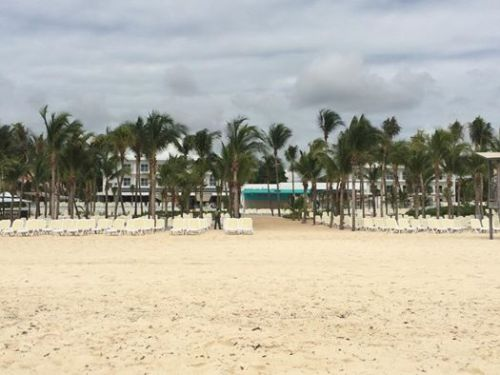 Riu Playacar beach