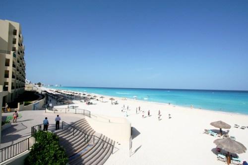 The Royal Sands beach