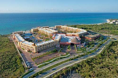 The Royal Haciendas aerial view