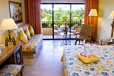Iberostar Paraiso Beach guest room
