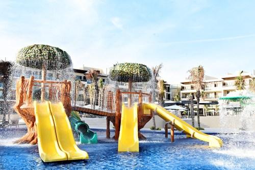 Royalton Riviera Cancun Splash Pad