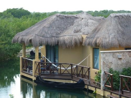 Grand Palladium White Sand Mayan Suite balcony