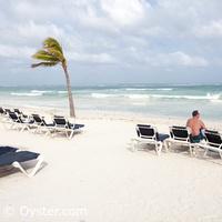 The Royal Suites Yucatan beach