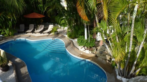 Hotel Aventura Mexicana adult pool