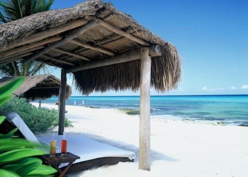 Viceroy Riviera Maya beach