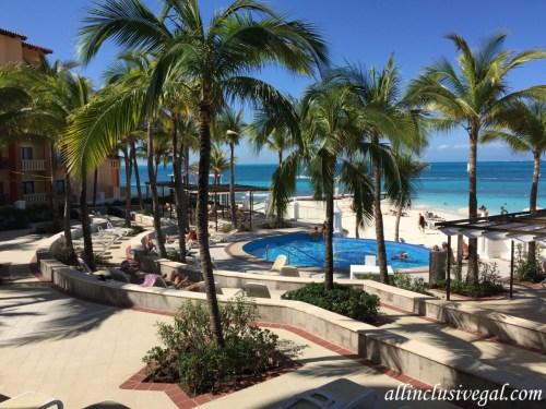 Riu Palace Las Americas new infinity pool