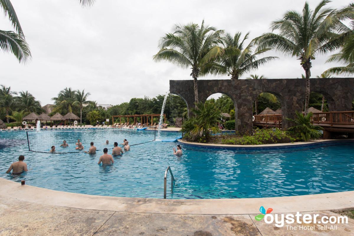 Valentin Imperial Riviera Maya Main Pool