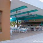 Riu Playacar poolside bar