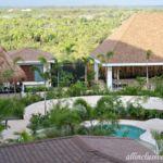 Dreams Playa Mujeres outdoor spa area