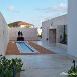 Dreams Playa Mujeres Presidential Suite entrance