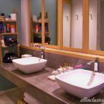 Dreams Playa Mujeres Jr. Suite bathroom