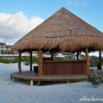 Dreams Playa Mujeres beach bar for everyone