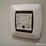 Dreams Playa Mujeres bathroom Bluetooth device