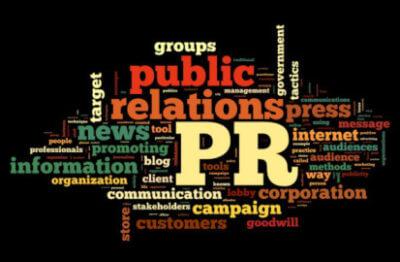 PR agency in New Delhi