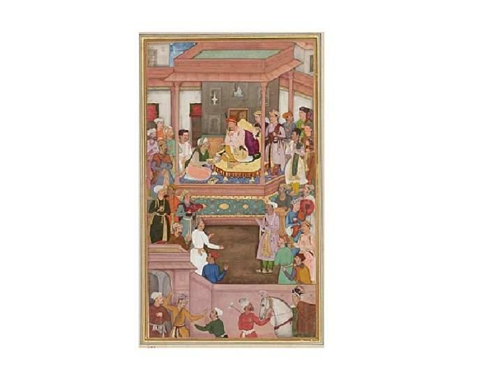 AKBARNAMA: Painting the Medieval History of India