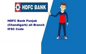 All Hdfc Bank Ltd branches in Punjab with IFSC Code List